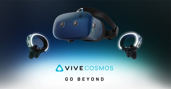 htc vive cosmos date lancement