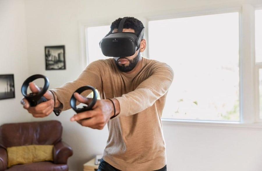 Test de l'Oculus Quest