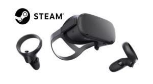oculus quest steam vr