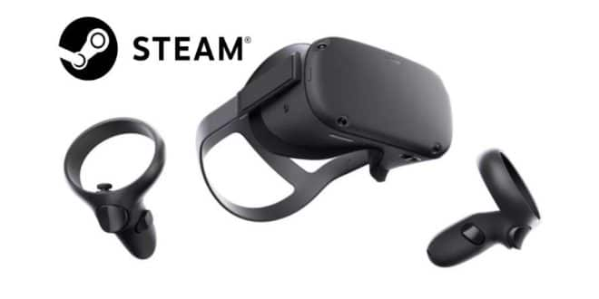 oculus quest steam vr