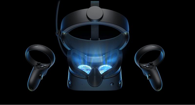 oculus rfit s design