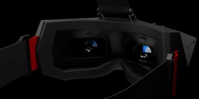Orqa lunettes de réalité transposée drones