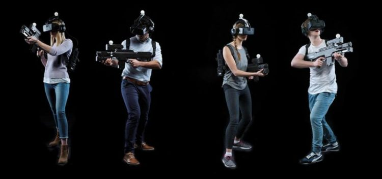 réalité virtuelle france multijoueurs