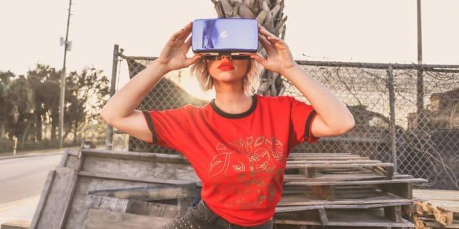 réalité virtuelle idc sony 2019