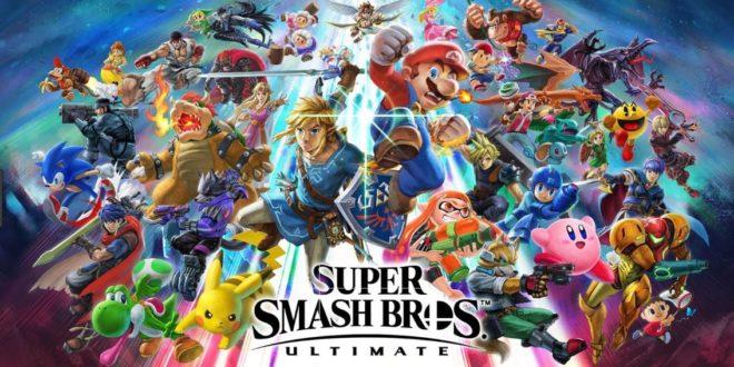 super smash bros. ultimate vr