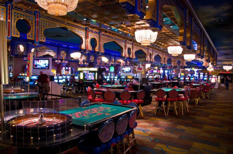 Réalité virtuelle dépendance jeux de hasard casino