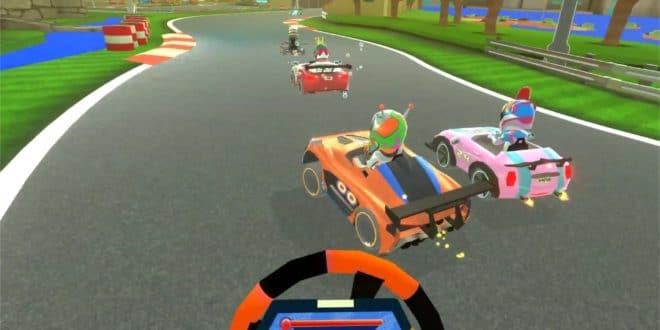Touring Karts jeu VR karting kart