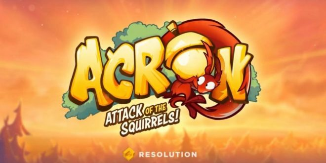 acron squirrels trailer