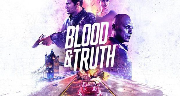 blood and truth psvr