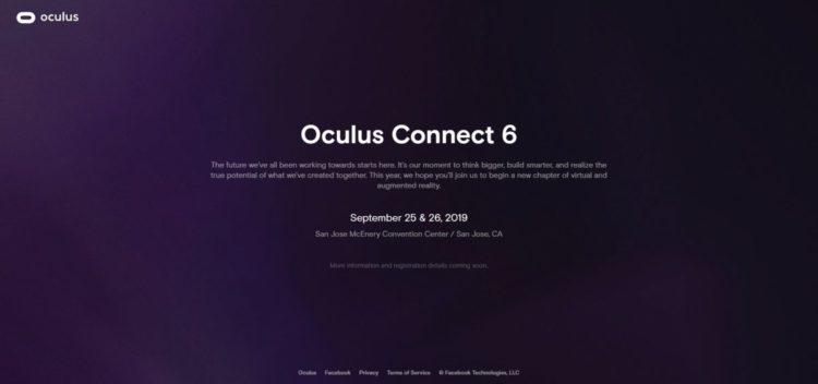oculus oc6 date