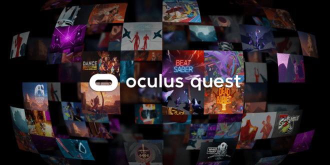 oculus quest jeux