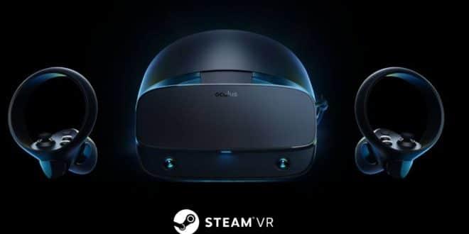 oculus rift s steam vr