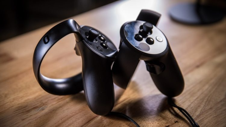 Oculus Touch