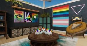 Pride Oculus Home