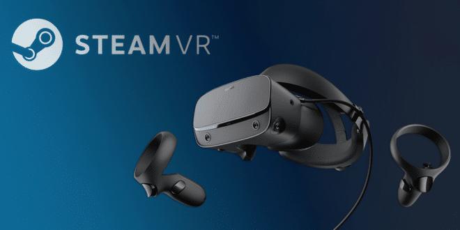 Steam VR Oculus Rift S