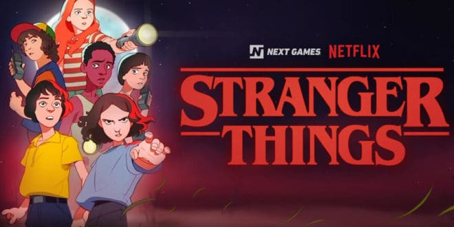 stranger things next games