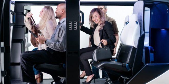 Taxi volant Uber vidéo à 360 degrés
