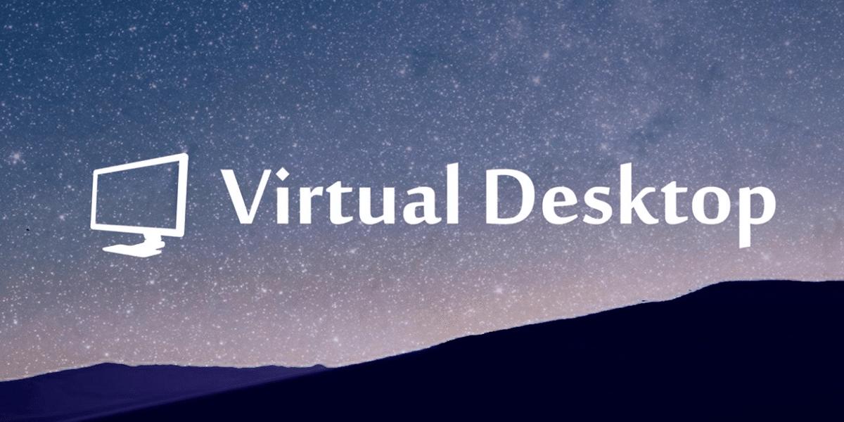 virtual desktop sur quest
