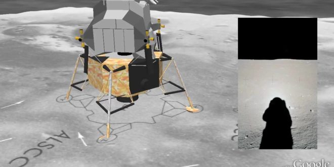 Apollo 11 réalité augmentée Google