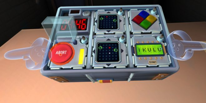 Keep Talking and Nobody Explodes smartphone
