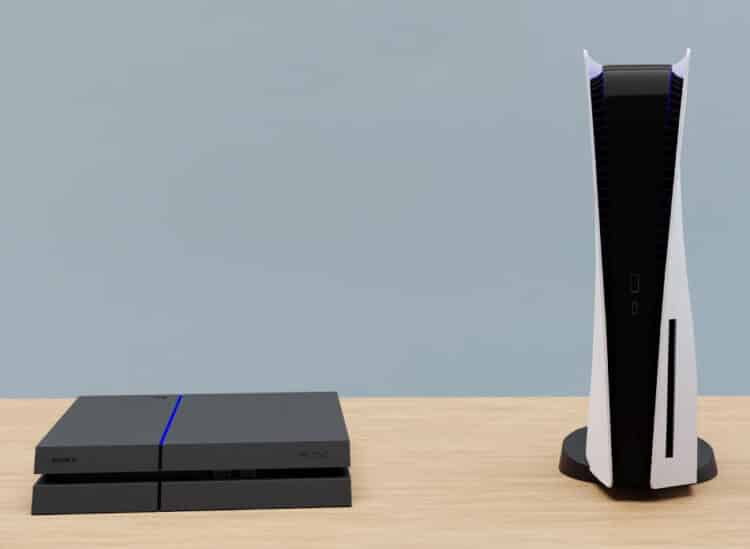PS4PRO vs PS5