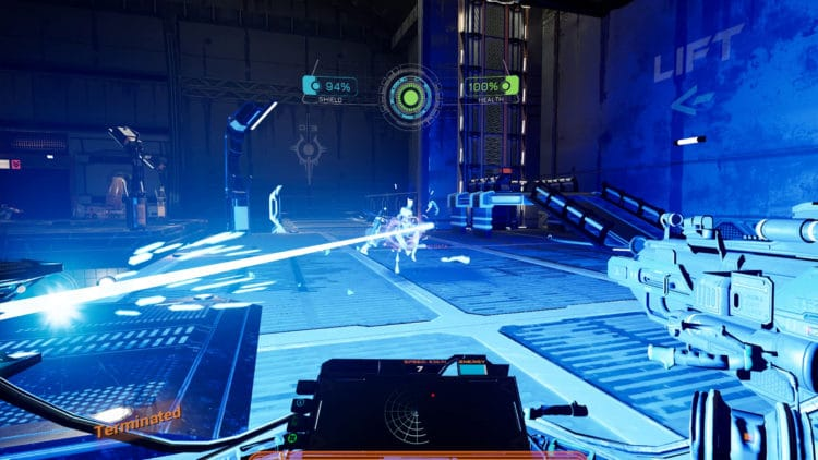Scraper : First Strike PlayStation VR