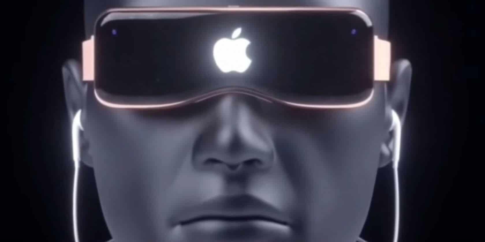 casque AR-VR Apple