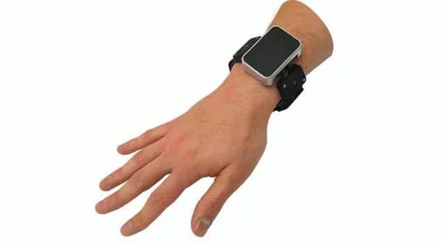 facebook bracelet haptique vr
