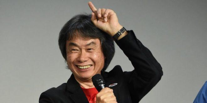 Miyamoto Nintendo réalité virtuelle