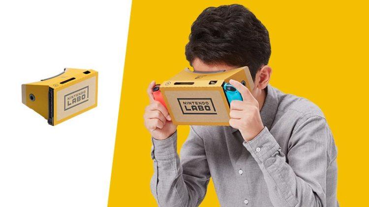Miyamoto Nintendo VR