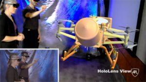 Nasa Titan HoloLens