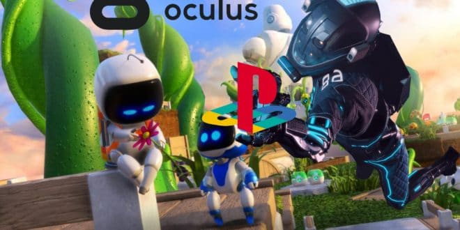 facebook psvr oculus échange jeux vr