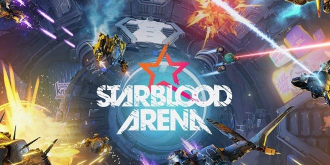 starblod arena abandon