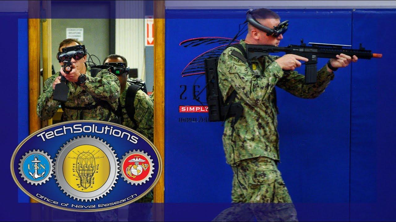 us navy réalité augmentée