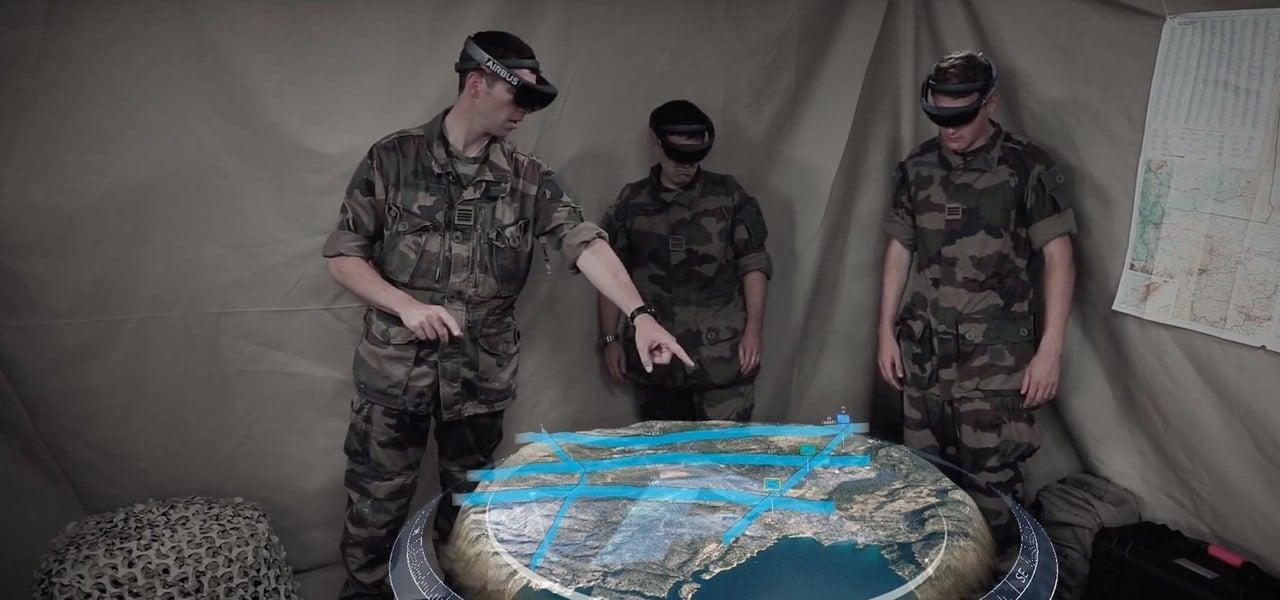 réalité virtuelle armée de l'air américaine