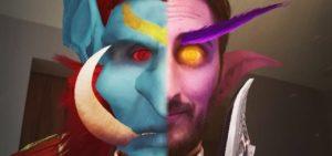 World of Warcraft filtres Snapchat réalité augmentée
