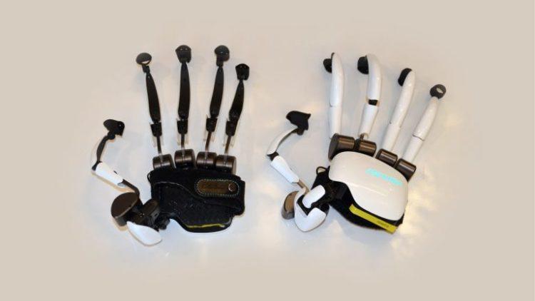 Dexmo gants haptiques Dexta