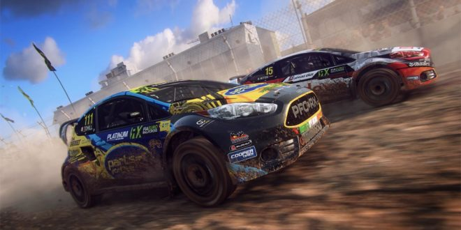 Dirt Rally 2.0 VR réalité augmentée
