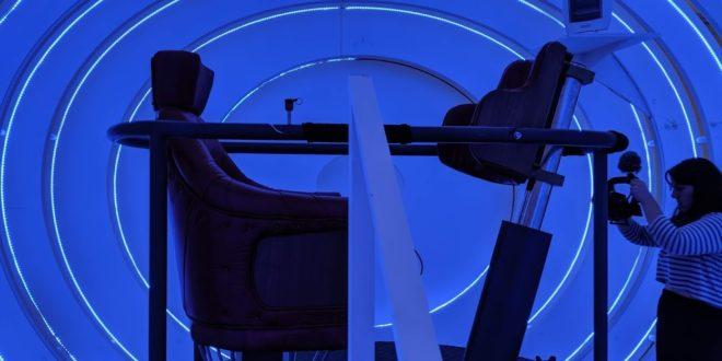 Fly expérience en réalité virtuelle vol