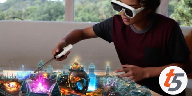 Tilt Five Donjons et Dragons réalité augmentée