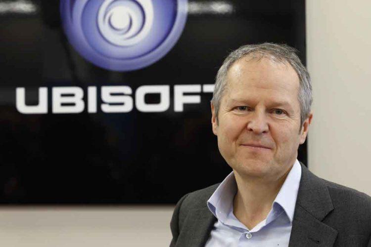 Patron d'Ubisoft