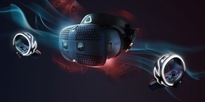 htc vive cosmos trailers