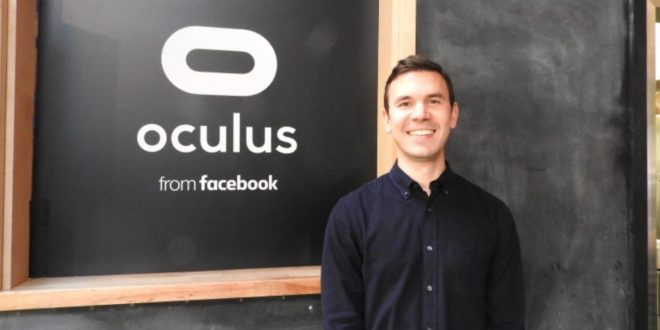 nate mitchell oculus facebook