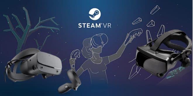 steam vr valve index oculus rift s