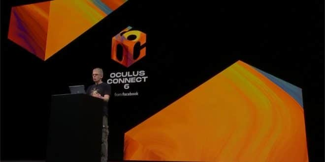 John Carmack Oculus Connect 6