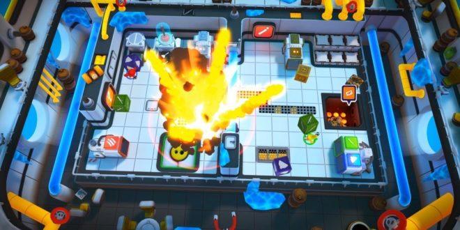 Angry Birds réalité virtuelle
