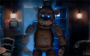 Five Nights at Freddy's réalité augmentée Special Delivery