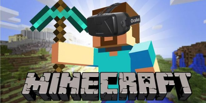 Minecraft sur Oculus Quest