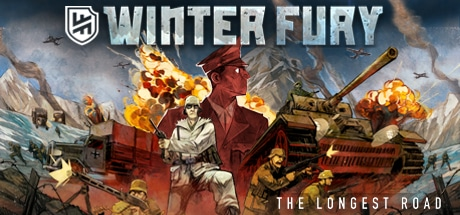 Winter Fury: The Longest Road