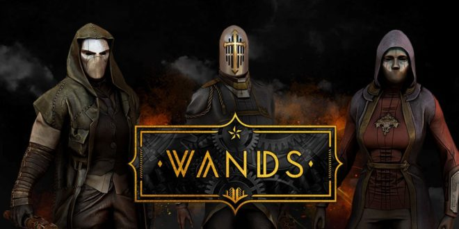 Battler Wands